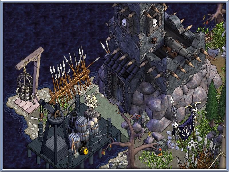 Puzzle Pirates Forums - Print Thread - On the Horizon: New Ocean