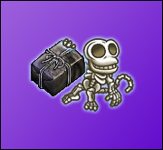 Skeletal Monkey!
